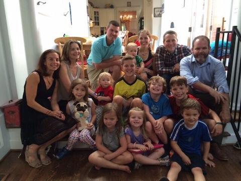david-l-speer-family